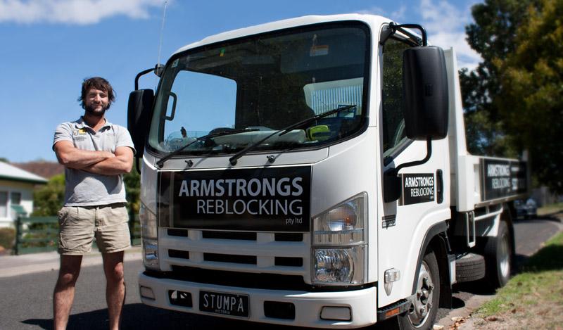 Geelong Restumping